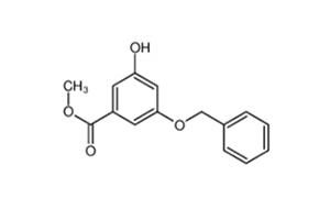 methyl 3-(benzyloxy)-5-hydroxybenzoate